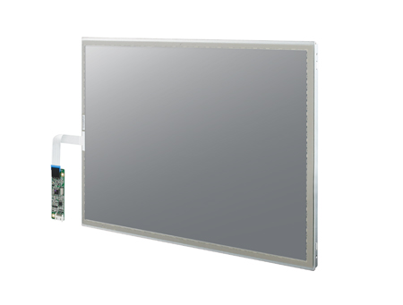 """LCD DISPLAY, 15"""" LED panel 1024x768(G) with 5W R-touch"""