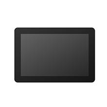 "10.1"" Pro-Flat Touch Monitor, P-CAP, 500 nits, VGA/DVI, Black"
