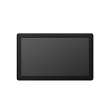 "15.6"" ProFlat Touch Monitor, P-CAP, 400 nits, VGA/DVI, Black"