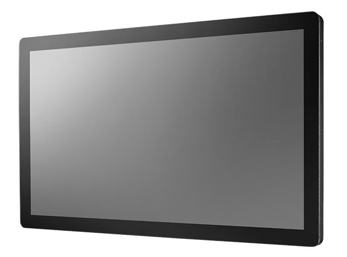 "<li><b>工業級21.5""FHD全平面電容式觸控螢幕</b></li> <li><b>100%全平面, 無邊框強固設計, P-cap技術</b></li>"