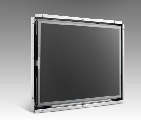 "10.4"" SVGA Open Frame Monitor, 230nits with Res. 5-Wire touch, VGA only, 0-45°C"