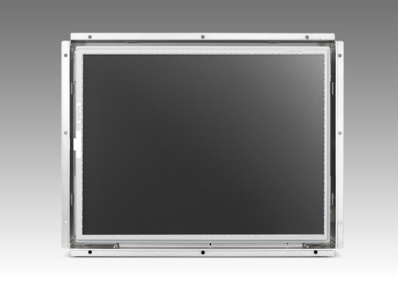 "15"" 1024 x 768, LED Slim Open Frame Monitor with VGA/DVI Interface"
