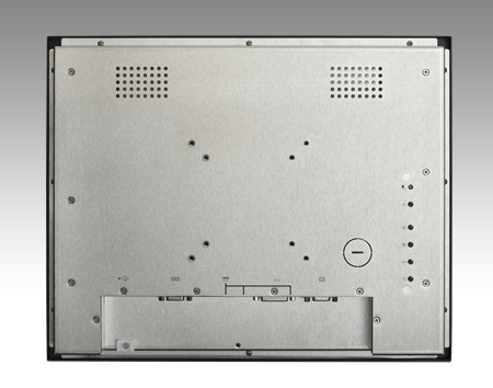 "10.4"" 800X600 SVGA Panel Mount Monitor, 400nits with Resistive Touch"