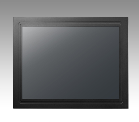 "17"" SXGA panel mount touch monitor with 250nits"