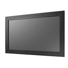 The Advantech Ids 3221w Embedded Panel Mount Monitor Series Offers Flexible Options For Lcd Touchscreen Signal Interface And Chis Mounting