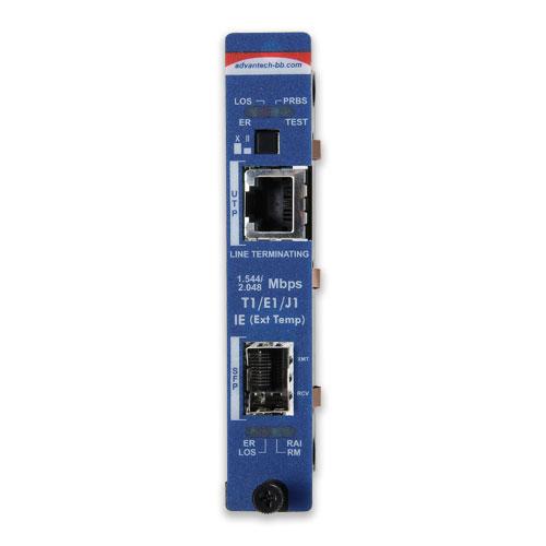 IE-iMcV-T1/E1/J1-LineTerm TP/SFP(REQ SFP/155 MOD)SFP VAR