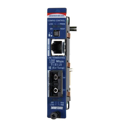 IE-iMcV-T1/E1/J1-LineTermTP/FIBER-SM1310/LONG-SC