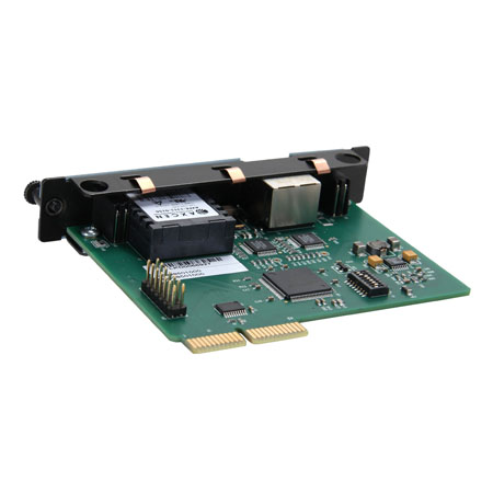 Intelligent  Modular Media Converter, 10/100Mbps, Single-Strand 1310xmt, 40km, SC type (also known as iMcV 850-15635)