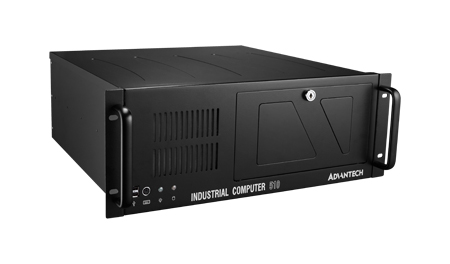 4U Rackmount Bare Chassis with Motherboard Support, 7 Slot Capacity and 5 HDD Bays