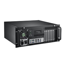 6th/7th Gen. Intel Core i-Series 4U Front I/O Short Depth Rackmount System with up to 7 PCI/PCIe Slots