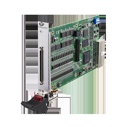 CIRCUIT BOARD, 3U cPCI 4-axis Motion Control Card