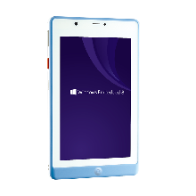 """7"""" HD LCD Tablet with 32GB, Wifi, BT, and Windows 8"""