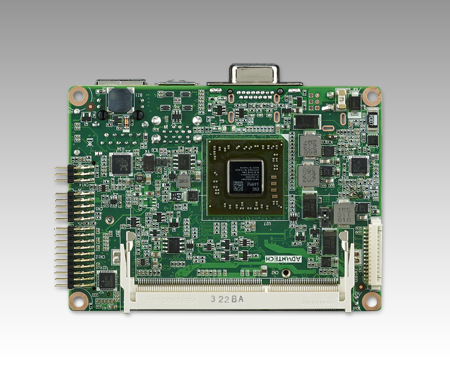 CIRCUIT BOARD, MIO-2270 A101,GX-210JA/VGA