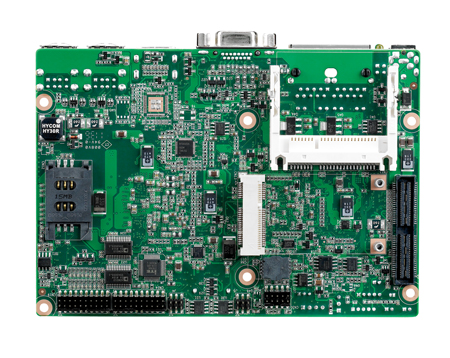 "3.5"" Embedded Single Board Computer  Intel<sup>®</sup> Atom D2550 Dual Core, MIOe Expansion,VGA, LVDS, HDMI"
