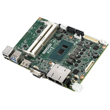 CIRCUIT BOARD, Intel i5-6300U, MIO SBC, HDMI, VGA, Z SKU