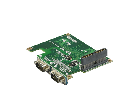 MIOe with 2 x RS232, 2 x RS-2332/422/485 with Power Isolation