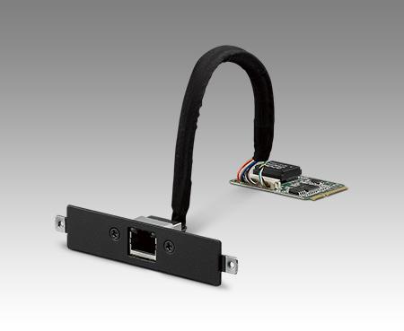 Giga LAN Ethernet module, 1-Ch, PCIe I/F,