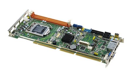 Intel<sup>®</sup> Core™ i7/i5/i3 PICMG 1.0 Full Size Single Board Computer, DVI+VGA, Dual GbE LAN