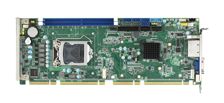 Intel 6th Gen Core i7/i5/i3/Xeon Full-Sized Single Board Computer with 2 GbE, PCIE 3.0, USB 3.0, RAID