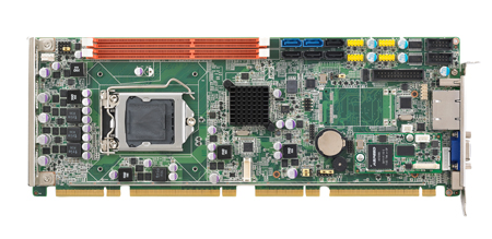 Core i7 Full-Sized Single Board Computer with DDR3, Dual GbE and SATA RAID