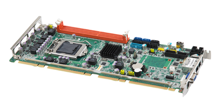 LGA1155 Intel<sup>®</sup> Xeon™ E3 Half-size SBC with DDR3, 2GbE, SATA3 and Gen 2 PCIe
