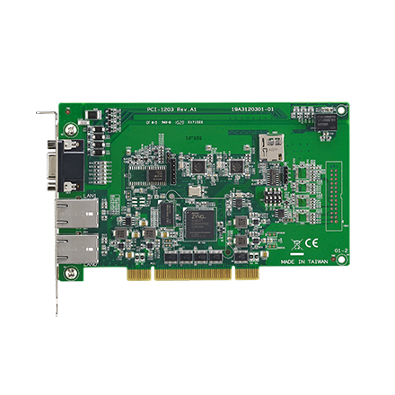CIRCUIT BOARD, 2-port 6-Axis EtherCAT Universal PCI Master Card