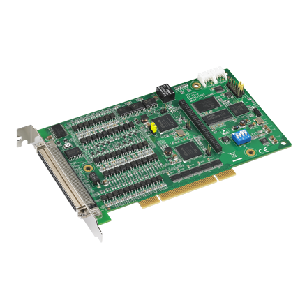 Standard 4-Axis DSP-Based SoftMotion Controller