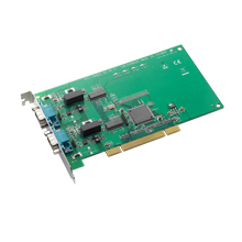 2-Port CAN Bus Uni PCI Communiation Card with CANOpen
