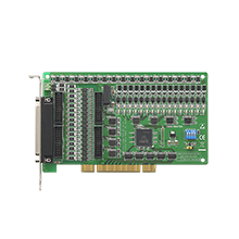 32-Channel Isolated Digital I/O with 32-Channel TTL Digital I/O Universal PCI Card