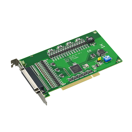 32 channel Isolated Digital I/O Card with Counter