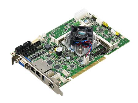 Intel Celeron J1900搭載PCIハーフサイズSBC、