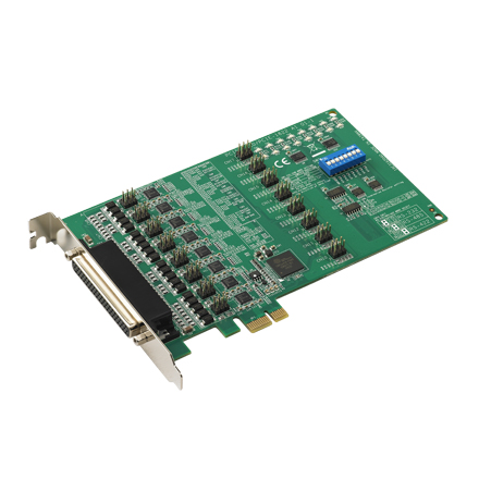 CIRCUIT BOARD, 8-port RS-232/422/485 PCI-express UPCI COMcard/S