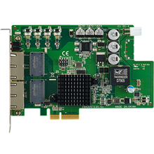 CIRCUIT BOARD, 4-port PCI express GbE card