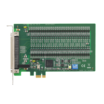 64 Channel Isolated Digital Output PCI Express Card