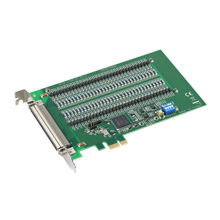 64-Channel Isolated Digital Input PCI Express Card