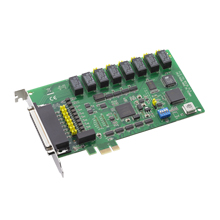 8 Channel Relay & 8 Channel IDI Universal PCIE Card