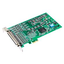 38.4 kS/s, 26-bit, 4-ch, Simultaneous PCIE DAQ