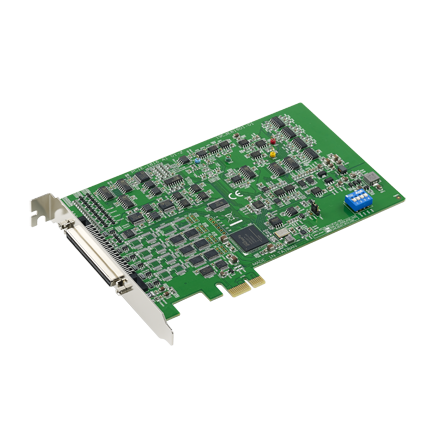 CIRCUIT MODULE, 16ch, 16bit, 5 MS/s PCIE Multifunction Card