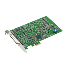 16ch, 16bit, 5 MS/s PCIE Multifunction Card