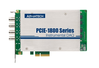 4-channel, 125MS/s Digitizer PCIE Card