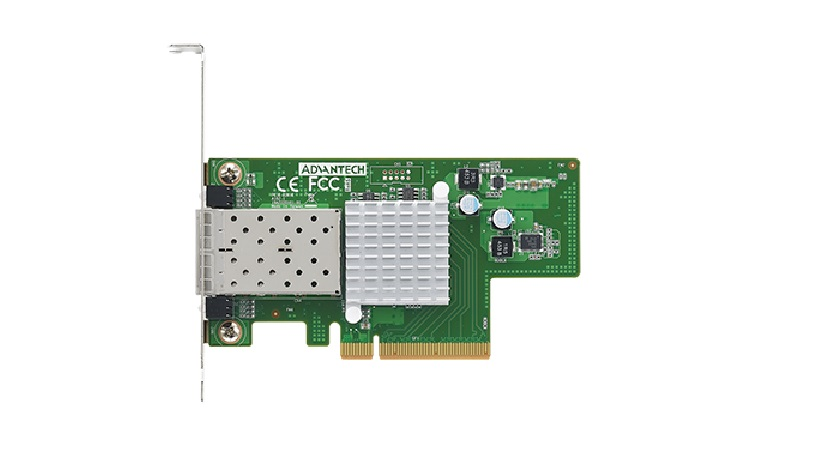 Dual Port Fiber 10G Ethernet PCI Express