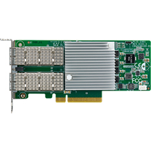 Dual Port Fiber 40G Ethernet PCI Express Server Adapter with Intel<sup>®</sup> XL710-AM1