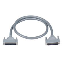 CABLE, DB-37 High-Speed Shielded Cable, 1m