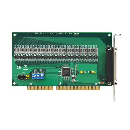 32-ch Isolated Digital Input ISA Card