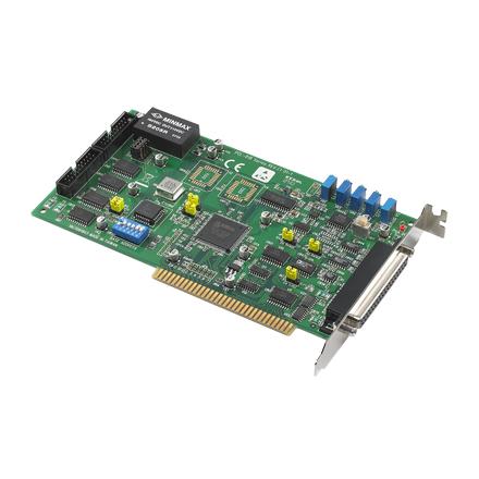 16-Channel Multifunction ISA Card, 40 kS/s, 12bit