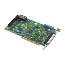 40k, 12bit Low-cost Multifunction Card