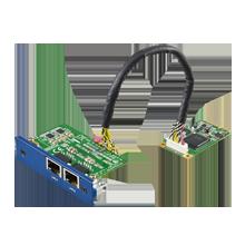 2 Port Gigabit LAN Intel i350 PCIe mini card Expansion Module