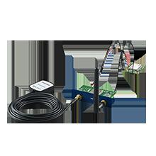 3.75G HSPA and GPS, mPCIe, Dual SIM card holder Expansion Module
