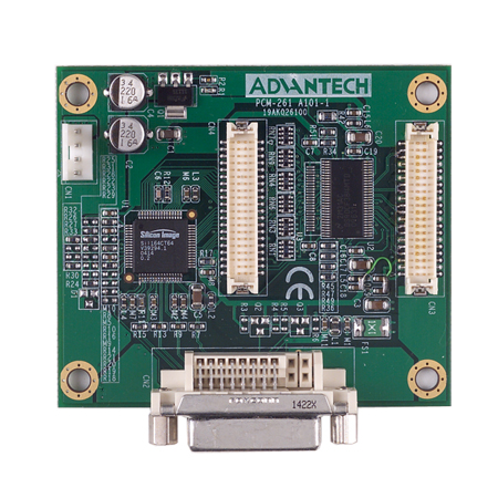 24-bit LVDS to DVI Module, RoHS