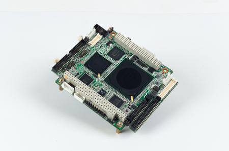 AMD LX800搭載PC/104+SBC、 CRT,LVDS,TTL,GbE,4USB,4COM,CFC【最終購入受付日:2015年12月28日】